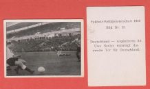 West Germany v Argentina Seeler (21)
